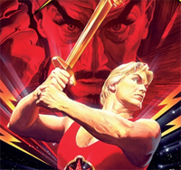 Flash Gordon: Saviour of the Universe Edition DVD