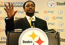 Mike Tomlin, New Coach of the Steelers
