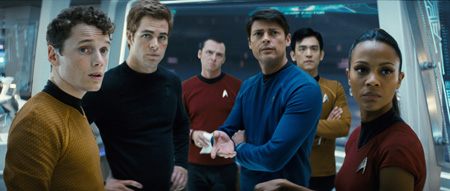 The New Crew of Stark Trek: Official Press Photos