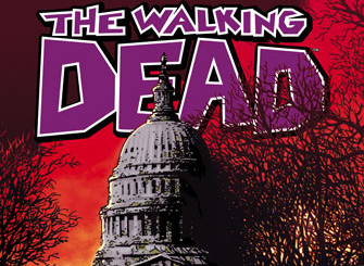 The Walking Dead #57 - Click for Larger