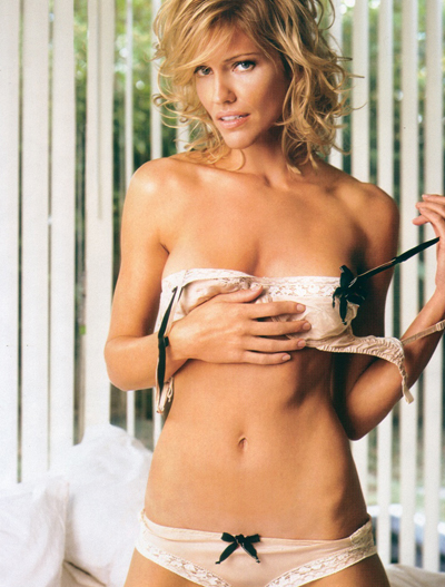 Tricia Helfer Is TEH Hottest - Maxim April 2006