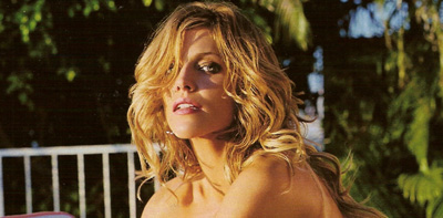 Tricia Helfer Is #1